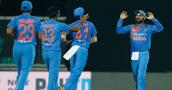 India v New Zealand, 3rd T20I