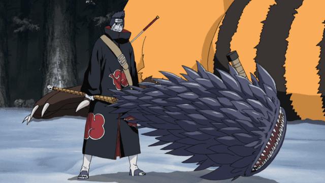 kisame adalah pemilik pedang samehada