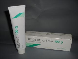 Ialuset - crema de ácido hialurónico