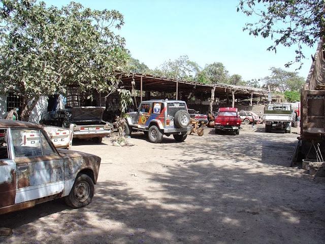 Capture+15 - EXPEDIÇÃO:  MOTORFORT 4x4 - DA AMAZONIA AO PACIFICO PELA INTEROCEANICA -2005