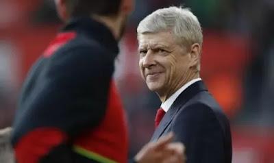 Bantai Stoke City, Wenger Puas Dengan Performa Arsenal