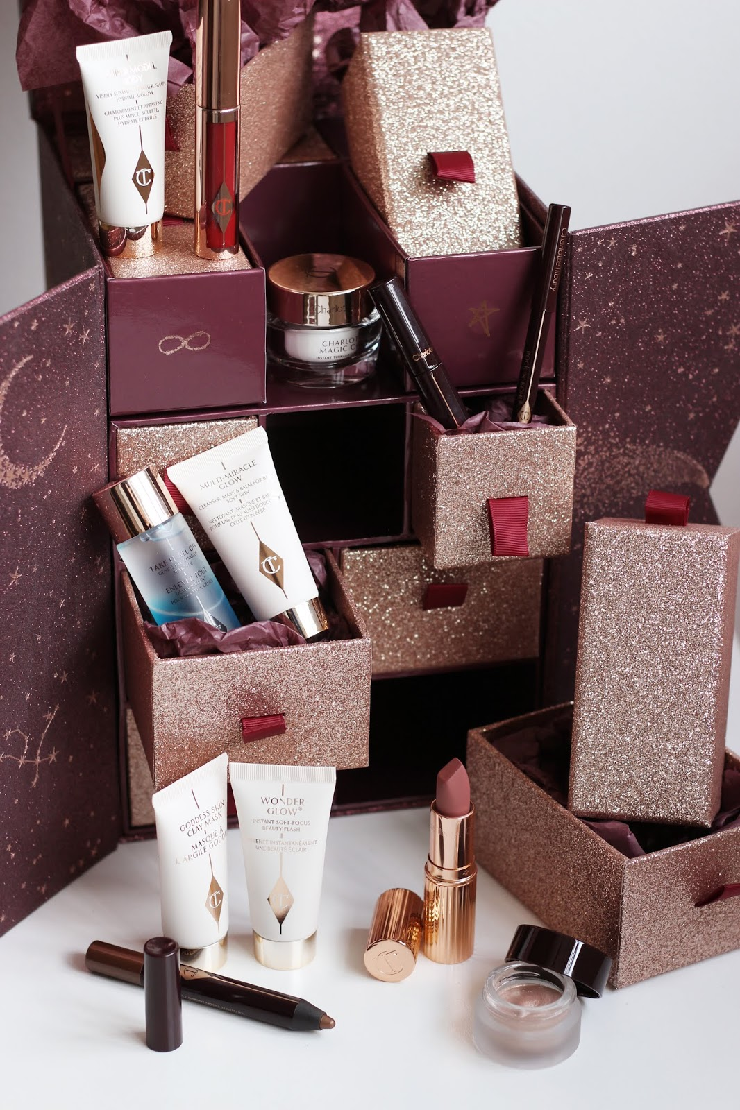 Charlotte Tilbury Beauty Universe Advent Calendar