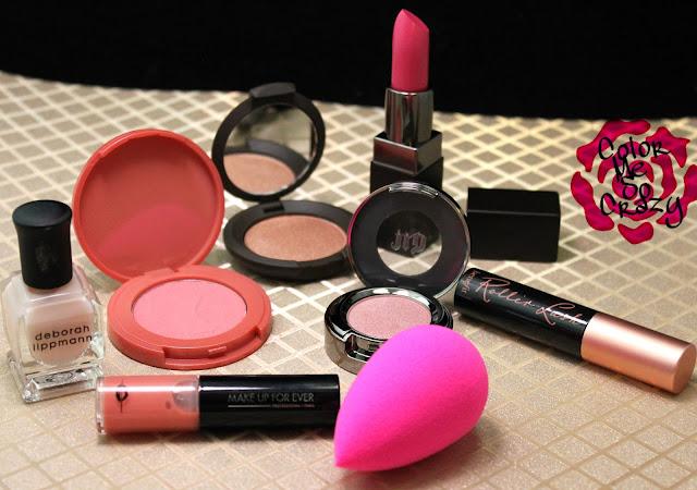 sephora, make up for ever, tarte, laura mercier, beauty blender, benefit cosmetics, deborah lippmann, urban decay, beauty box, birthday present