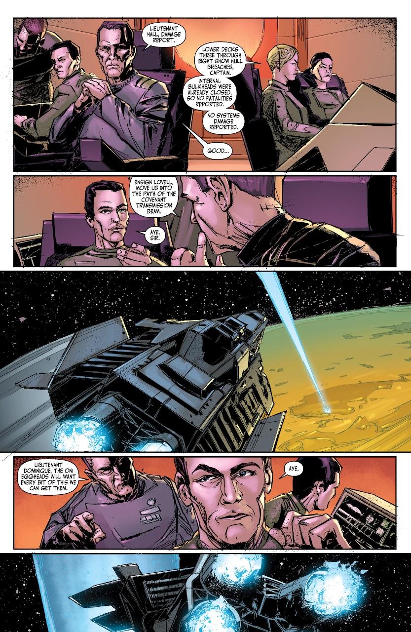 Halo - Fall of Reach | Reach Sụp Đổ