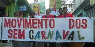 Bom Jardim – MA: Foliões vivem a incerteza do carnaval