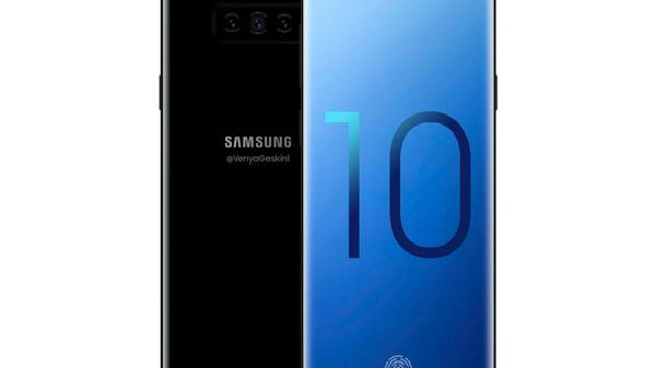 Latest leaks about the new Galaxy S10