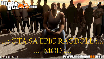 Mod Best Ragdoll Physics 2017