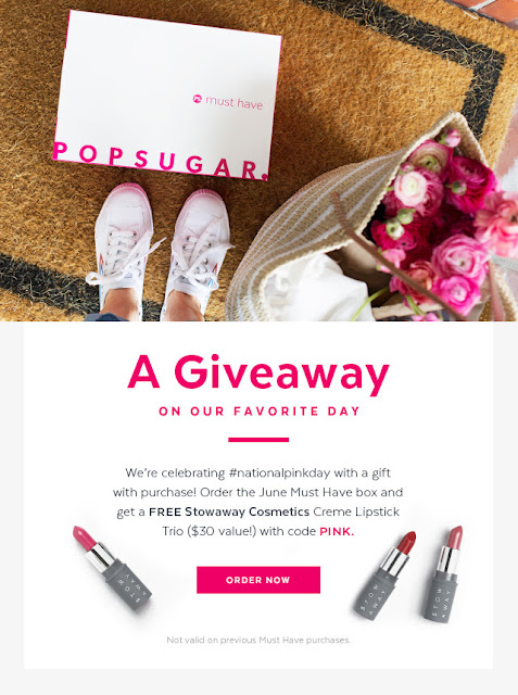 popsugar coupon deal