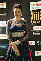 Raai Laxmi in Beautiful Backless Designer Anarkali Gown at IIFA Utsavam Awards 2017  Day 2  Exclusive 41.JPG