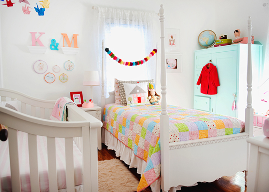 Meninos E Meninas De Nacionalidades Diferentes Childre: EmmylouBeeDoo!: Bright & Eclectic Baby Rooms