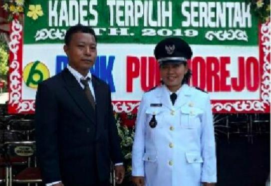 WOW,Sepulang Merantau dari Luar Negeri,BMI ini Sukses Menjadi Kepala Desa di Jawa Tengah
