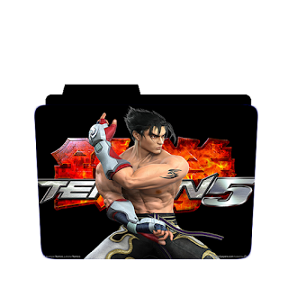 Preview of Jin, Tekken 5, Game, Character, icon
