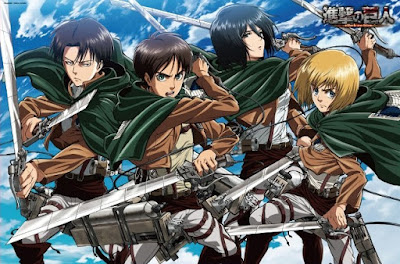 Daftar Karakter Attack on Titan/Shingeki no Kyojin