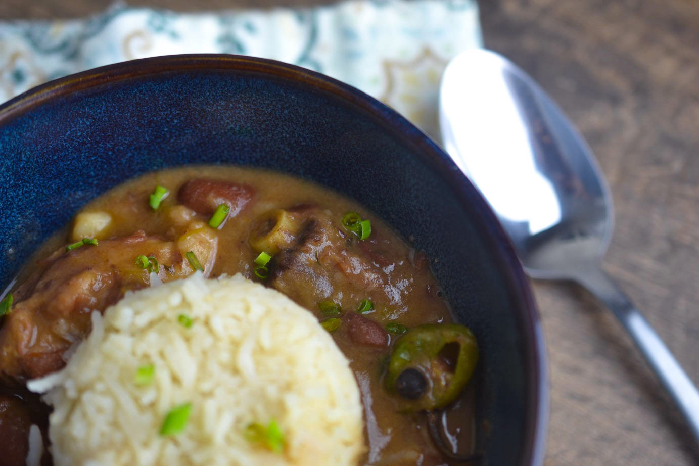 greedy girl  meaty jamaican stew peas