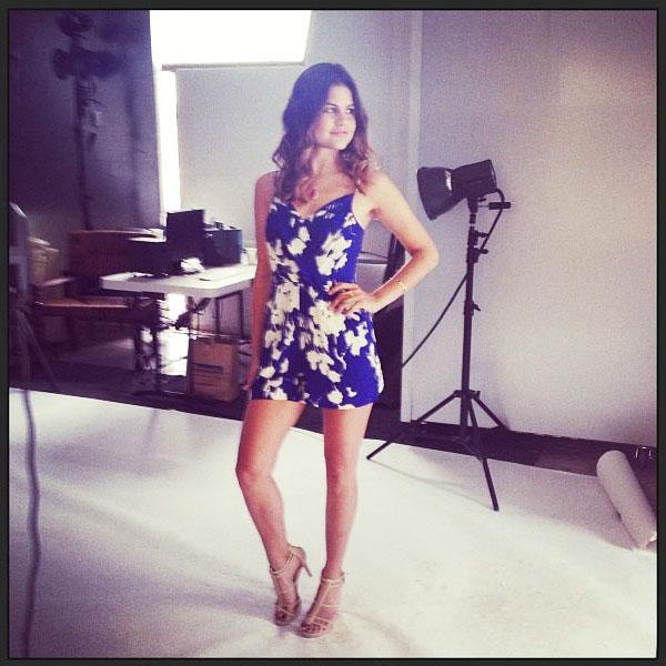 Mediterranean Clothes Style: The Y&i Blog: Mediterranean Blues: Fashion Inspiration For