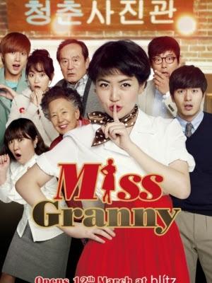 Ngoại Già Tuổi Đôi Mươi - Miss Granny 2014 Poster