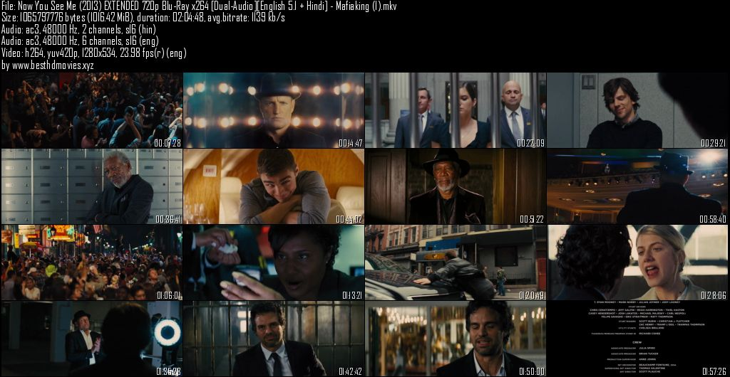 now you see me full movie hindi dubbed