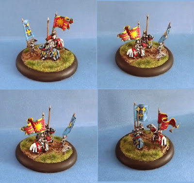 2nd place: Medieval Command, by Bishop Lord - wins £10 Pendraken credit!