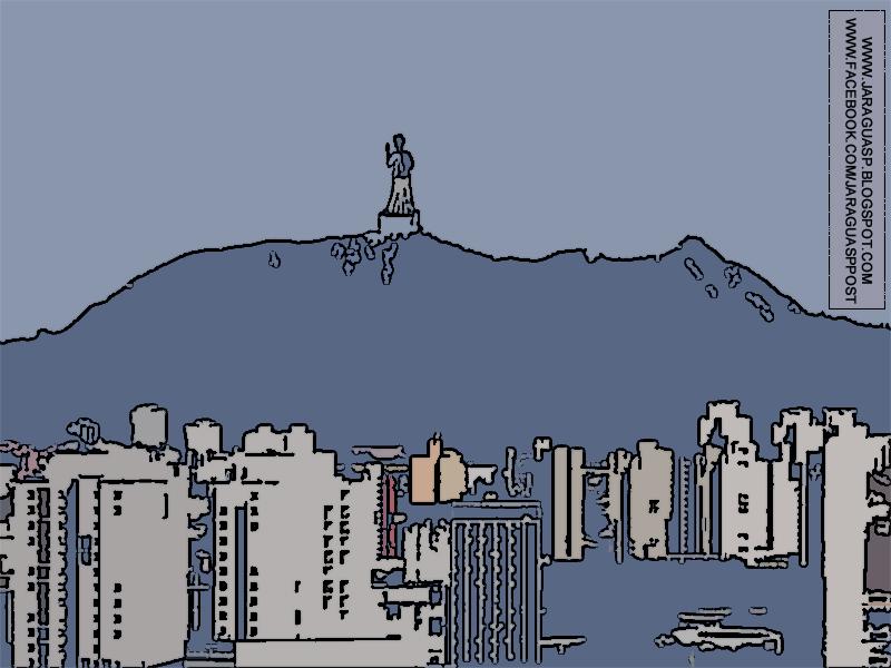 Ainda hoje há quem sonhe em construir um monumento iconográfico para a cidade de São Paulo no alto do Pico do Jaraguá