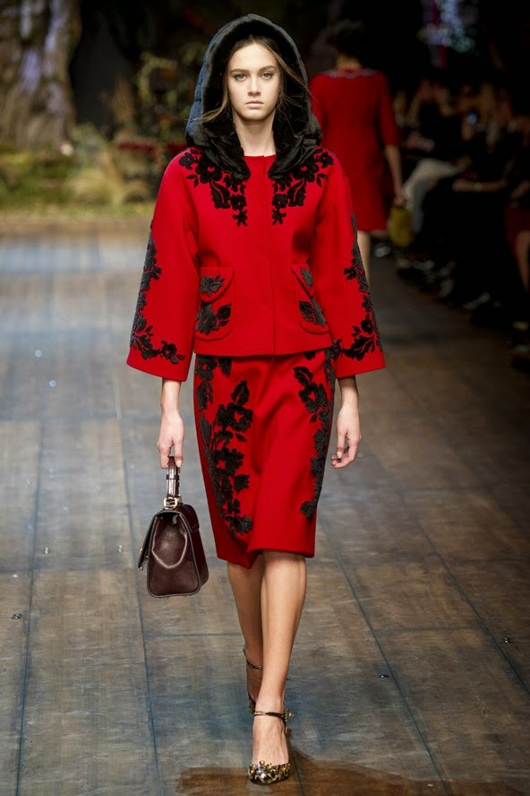 Fashion Inspiration Red Dress