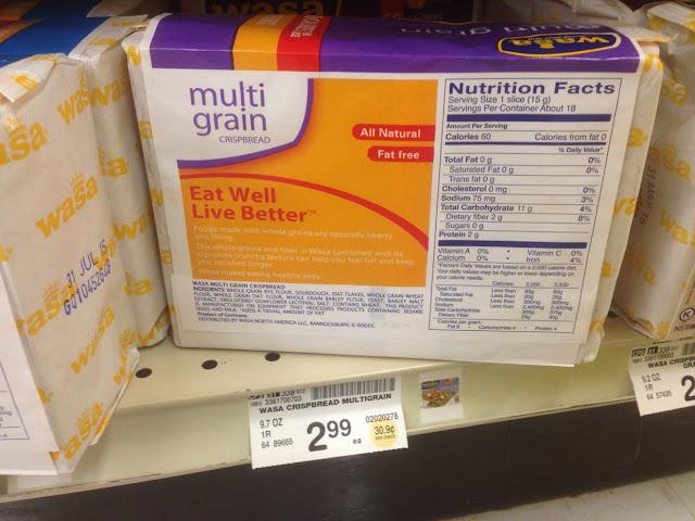 Multi-Grain Crispbread, Wasa - Safeway