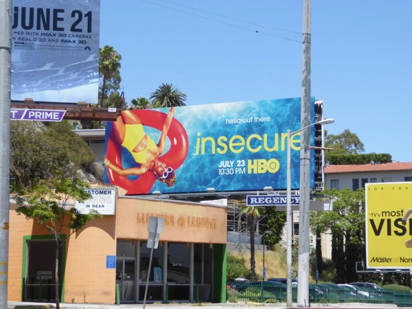 Insecure season 2 billboard