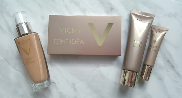 VICHY introduces Teint Idéal, canadian beauty blogger, beauty blog, toronto blogger, canada, drugstore makeup, vichy make-up, beauty blogger
