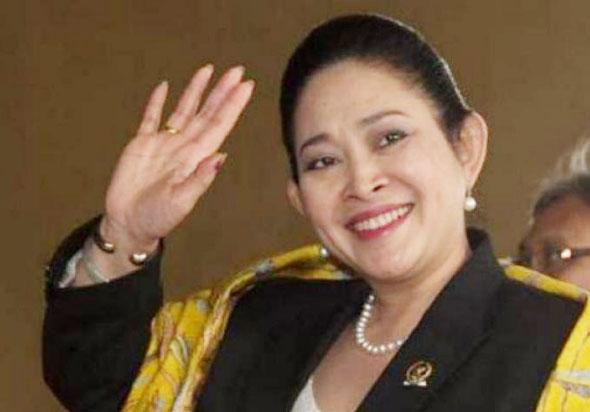 Titiek Soeharto Siap Jadi Ketua Umum Golkar Gantikan Novanto