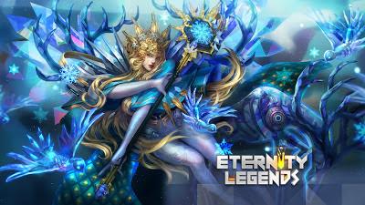 تحميل لعبة Eternity Legends مهكرة