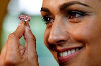 Pink Star 59.60 Carat Fancy Vivid Pink Diamond