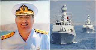 Τούρκος ναύαρχος: «Είμαστε περισσότεροι από τους Έλληνες, δεν τους συμφέρει η σύγκρουση»