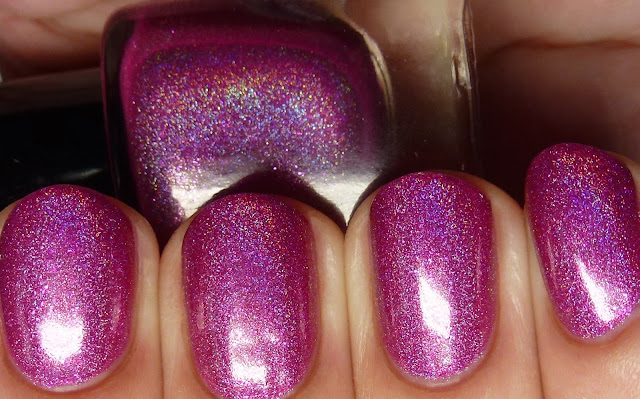 Grace-full Nail Polish Chuck's Berry