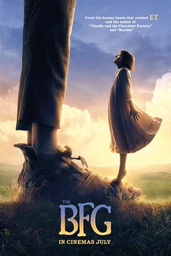 The BFG (2016) เดอะ บีเอฟจี ยักษ์ใหญ่หัวใจหล่อ [HD]