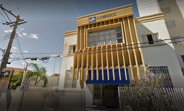 Criminosos armados assaltam agência dos Correios de Mogi-Mirim (SP)