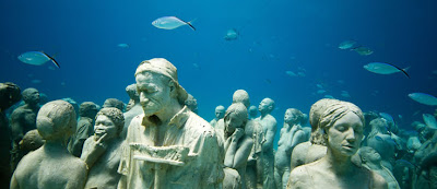 Underwater Museum in Cancun, Mexico image 1
