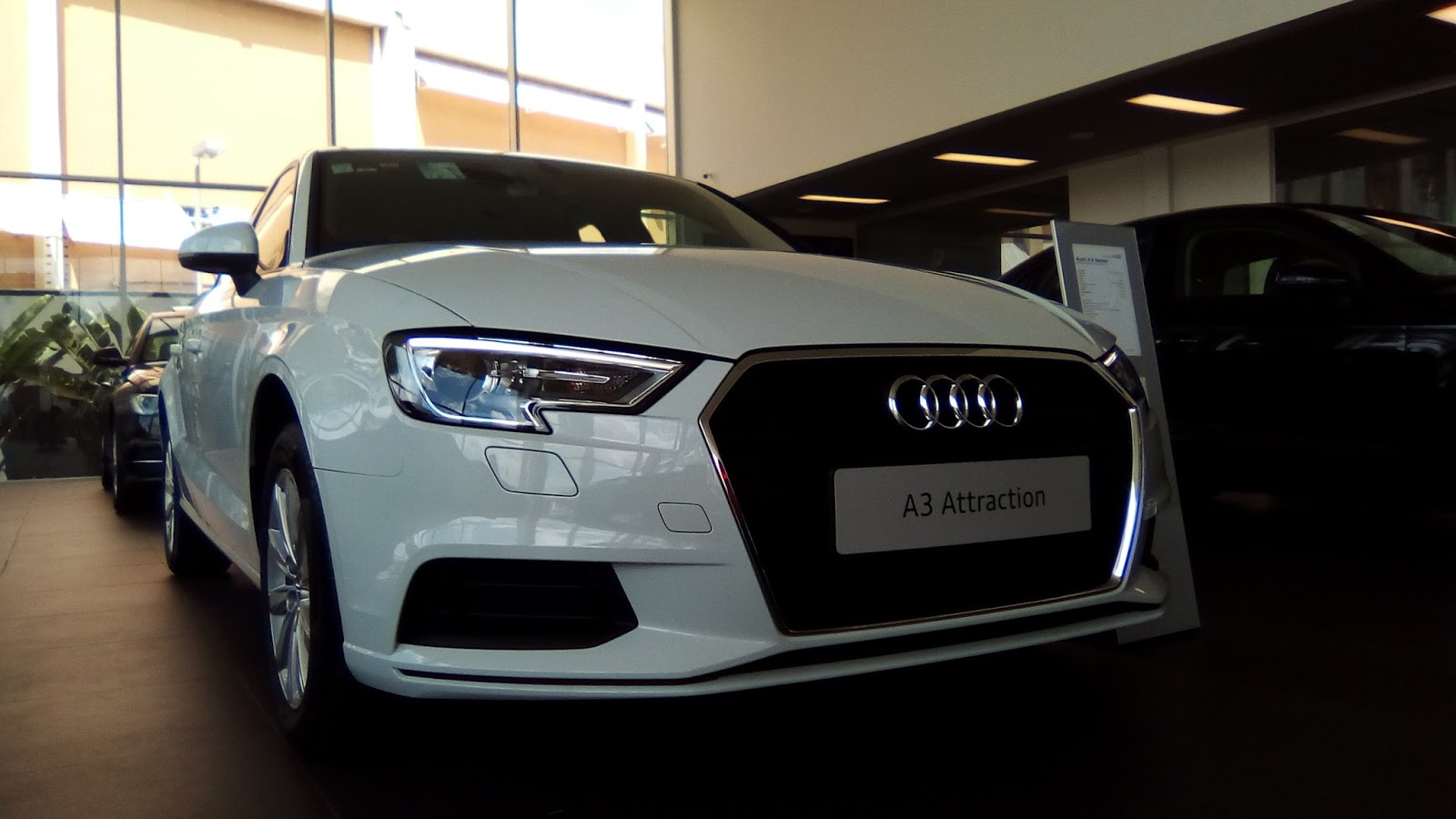 Novo Audi A3 avança para nível superior de design e tecnologia