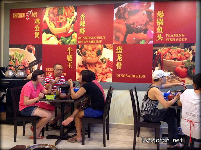 Restoran Chongqing Chicken Hot Pot @ Desa Setapak