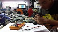 belajar repair laptop