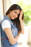 Telugu Actress Lavanya Tripathi Latest Pos in Denim Jeans and Jacket  0143.JPG
