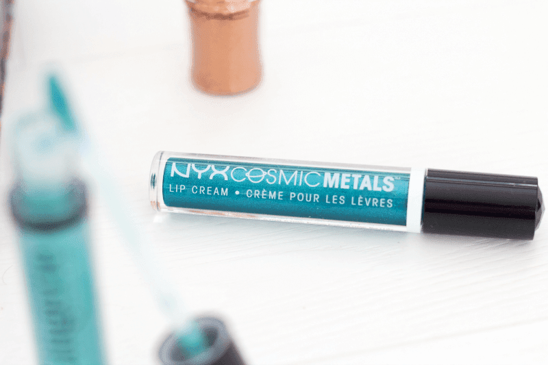 NYX Cosmic Metals Lip Cream