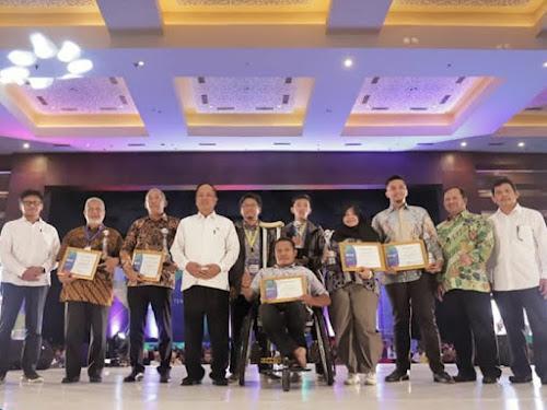 Penghargaan Indonesia Startup Summit 2019