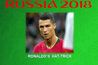 Ronaldo's Hat-trick in FIFA World Cup 2018 |  A  Remarkable draw Between Portugal vs Spain