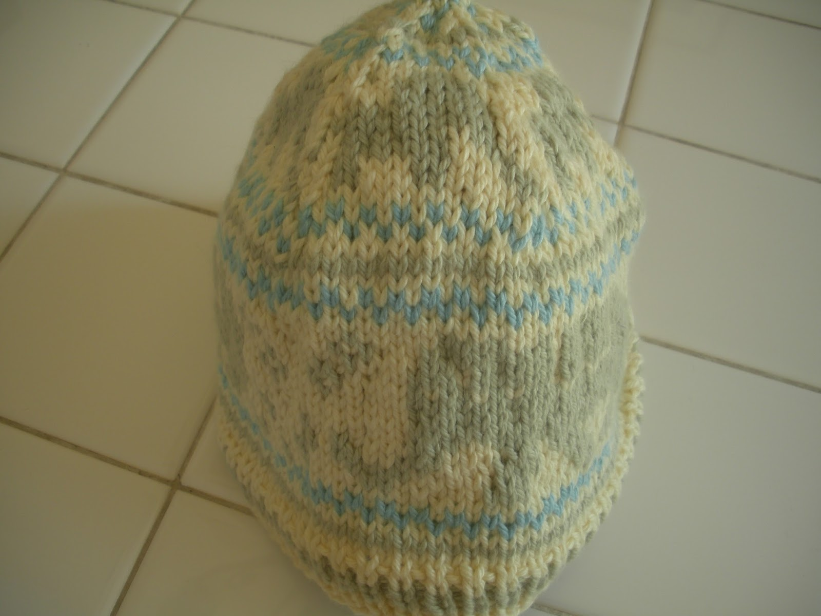 Easy Tea Cozy Knitting Pattern : Yarn In, Yarn Out: Free Pattern Link: Knitted Elephant Hat--and a Fair Isle T...