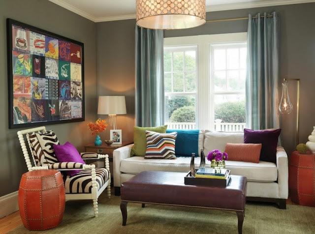 desain ruang tamu minimalis dan sederhana