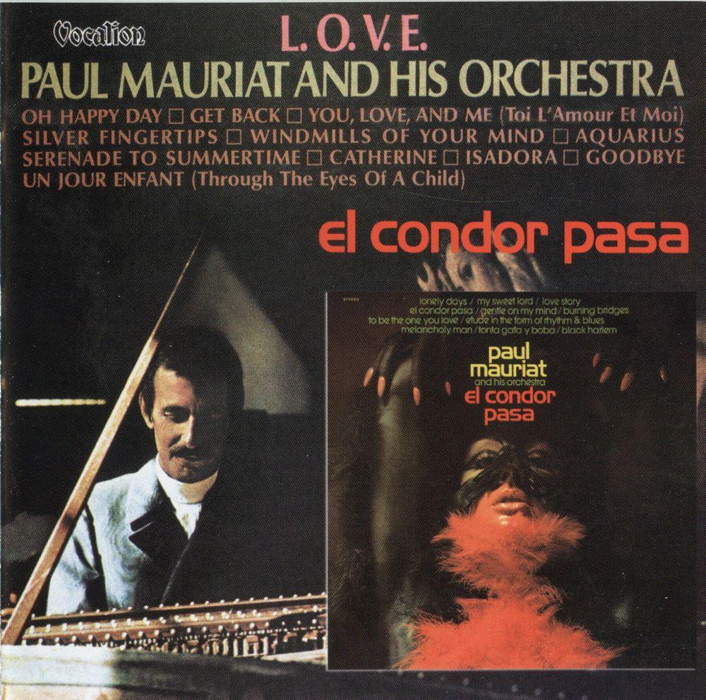 Paul Mauriat Viva Mauriat