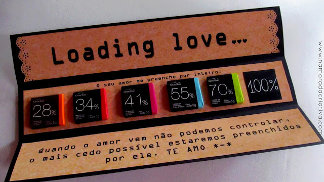 DIY: Loading Love – Dia dos Namorados