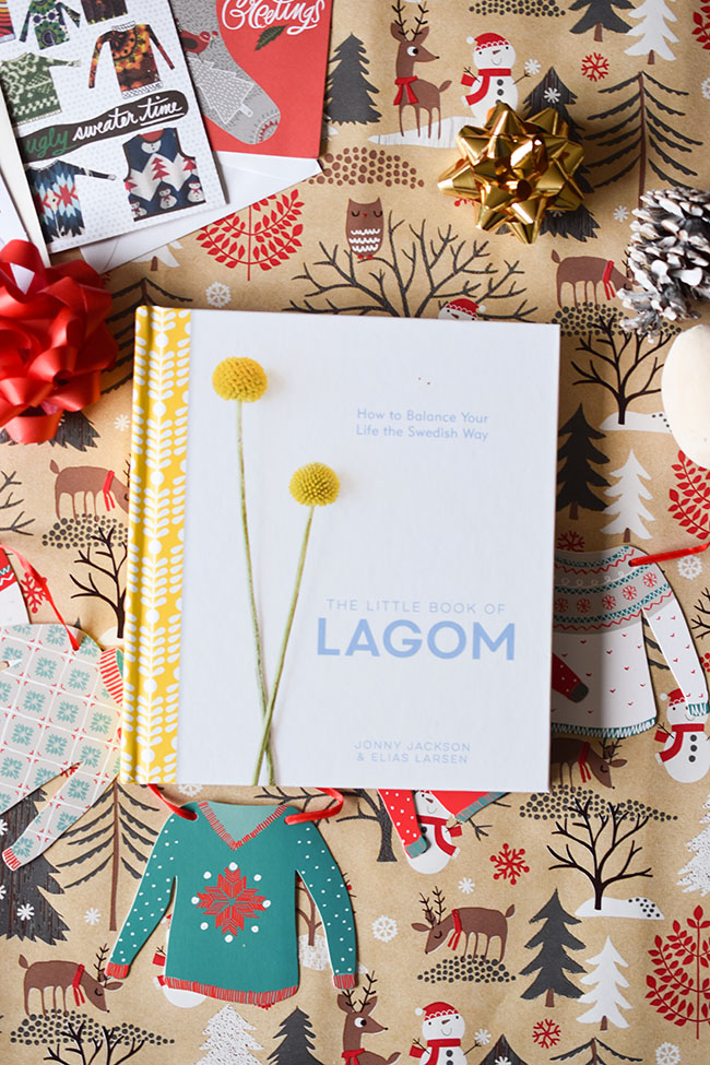 The Little Book of Lagom cover