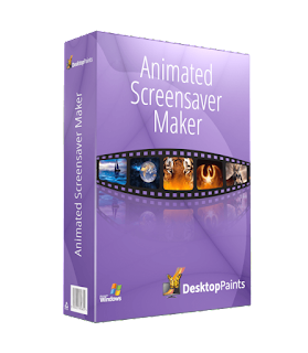 Animated Screensaver Maker Portable