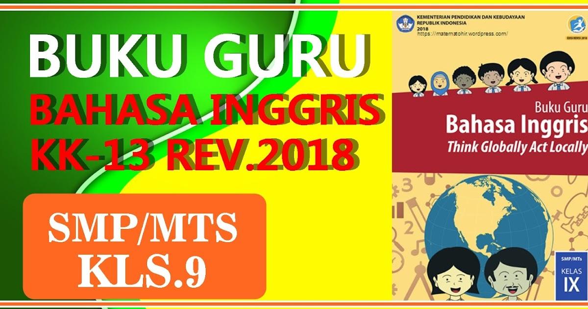 BUKU BAHASA INGGRIS EDISI REVISI 2018 KELAS IX KURIKULUM ...