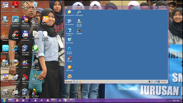 Cara menginstal banyak windows pada satu komputer tanpa partisi